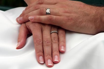 Hochzeit Trauringe